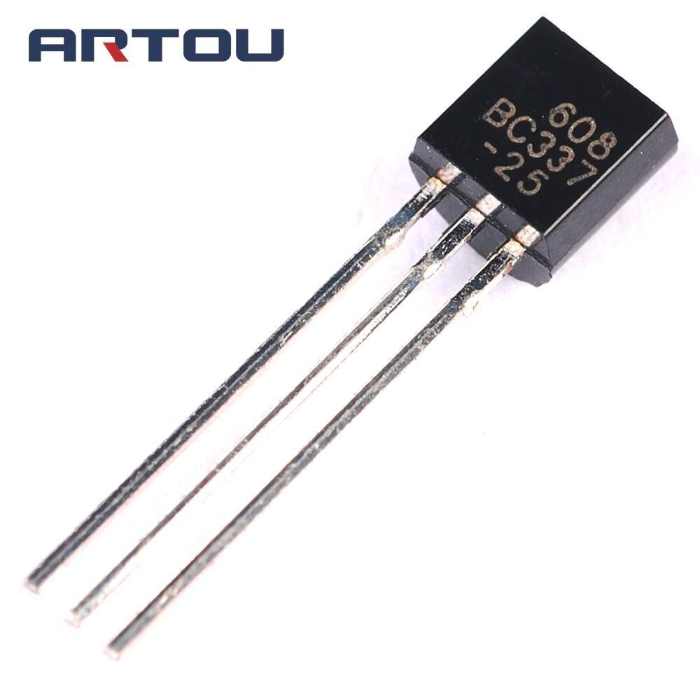 100PCS BC337 BC337 25 NPN Transistor TO 92-in Transistors ...