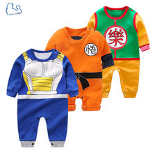 YiErYing High Quality Baby Clothing Baby Cartoon rompers Dra