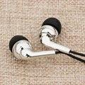 Ecouteurs Universal de 3.5mm Com Fio No ouvido Fone De Ouvido Com Cancelamento de Ruído do Fone de ouvido Esporte de Corrida para PC Fone De Ouvido Do Telefone Móvel
