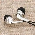 Universal 3.5mm Ecouteurs Cable En la oreja los Auriculares de Cancelación de Ruido Auriculares Del Deporte Corriendo para el Teléfono Móvil PC Fone De Ouvido