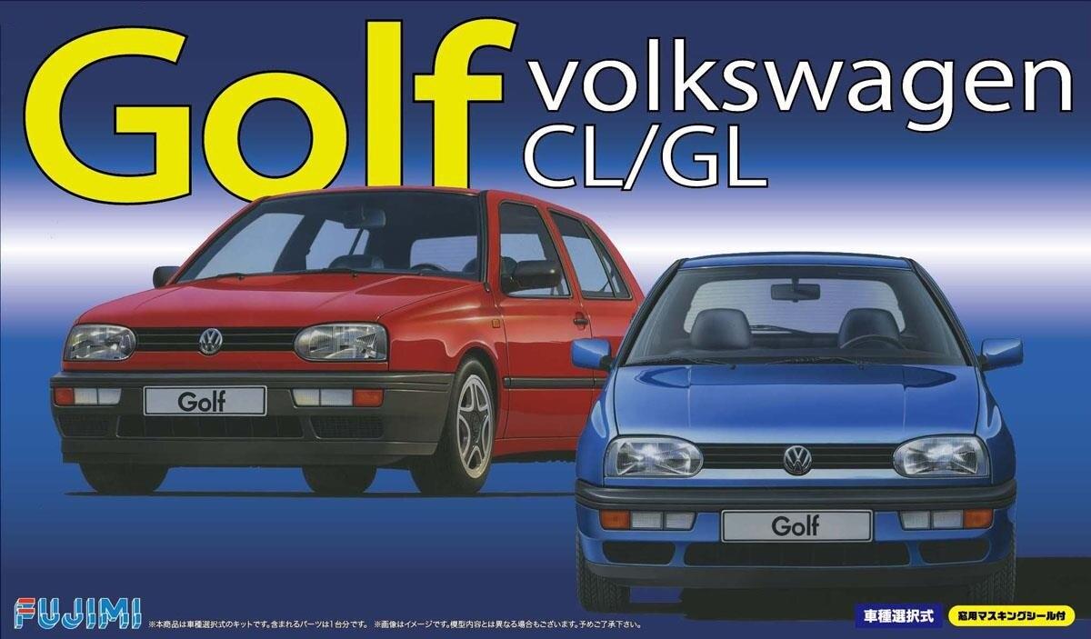 1/24 Golf Volkswagen CL/GL 12639