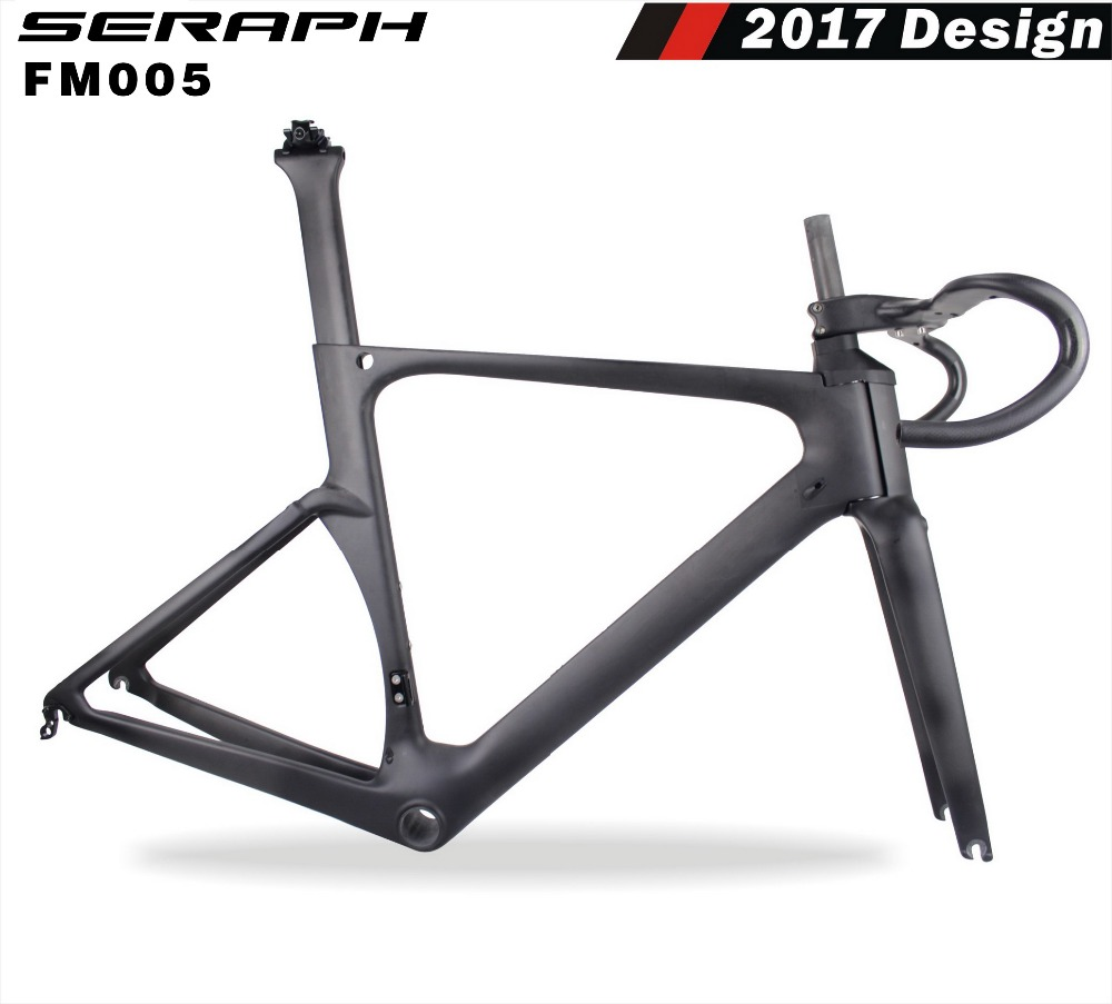 2019 Latest FM005 T700 Carbon Fiber Frame Complete Road Bike Frame, Aero Road Racing Carbon Fiber Frame .