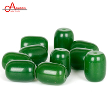 ФОТО 1pc/lot natural chrysoprase loose beads for bracelets and necklace diy making