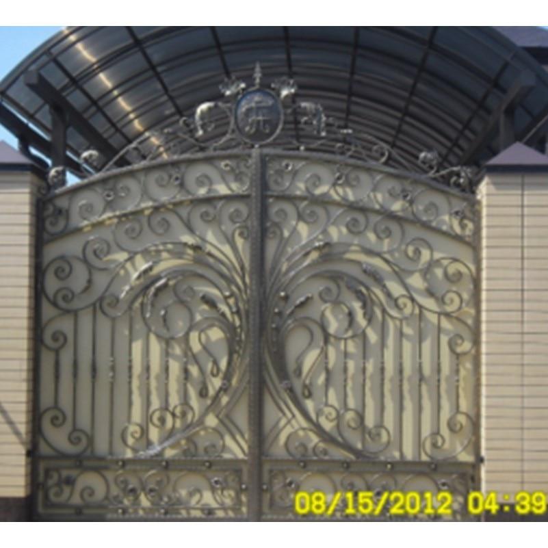Wrought Iron Big Gates Wrought Iron Privacy Gates Wrought Iron Side Gates