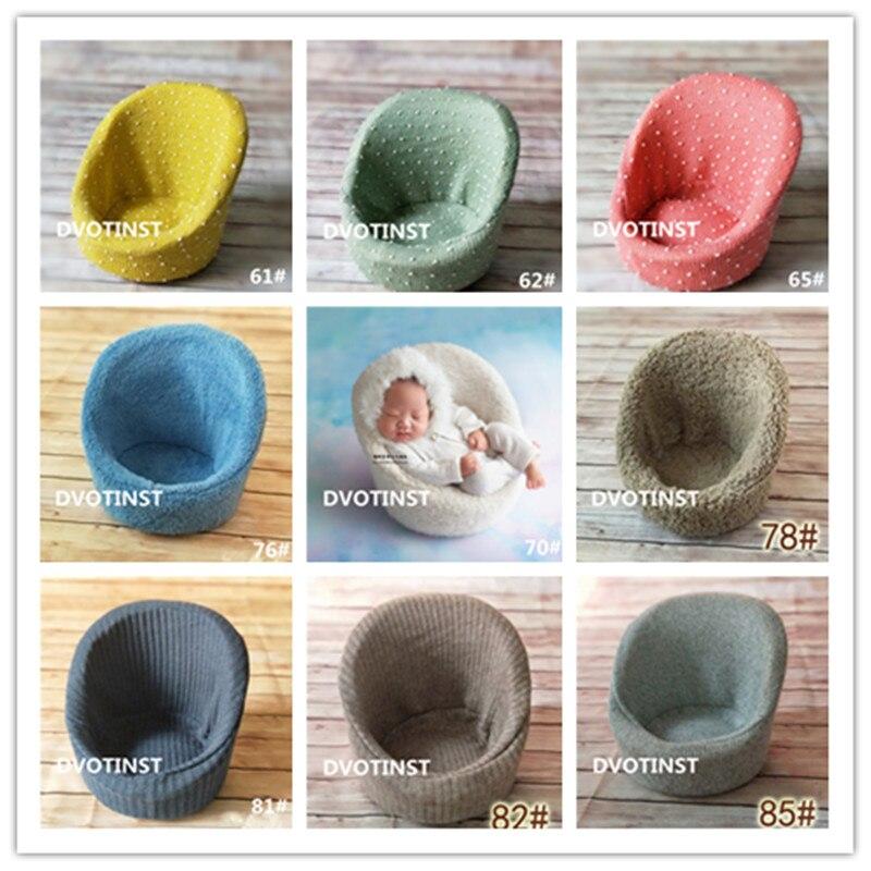 Dvotinst Neugeborenen Baby Fotografie Requisiten Posiert Mini Sofa Stuhl Foto Prop Fotografia Zubehör Infantil Studio Schießt Geschenk