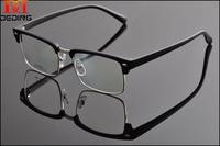 Deding Luxury Design Metal Alloy TR90 Frame For Women Men Multicolored Eyeglasses Frame Armacoes Oculos Grau