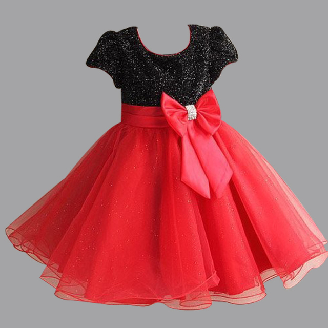 Us 1011 35 Off2018 Famouse Kid Dresses Girls Clothes Party Princess Vestidos Nina 3 4 6 7 8 10 12 Year Birthday Dress Christmas Baptism In Dresses