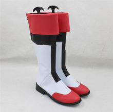 Anime Voltron: Legendary Defender Keith Shoes Cosplay Costumes Boots customize A528(China)
