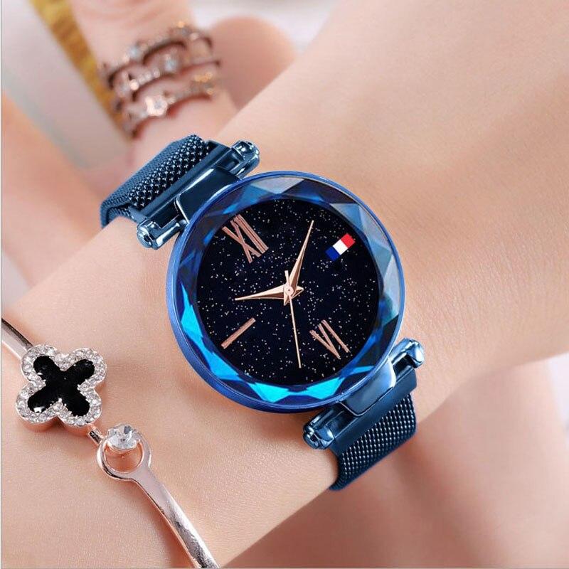 Gold Nylon Casual Fashion Minimalism Luxury Watches Rose Strap Women bfg7y6Y