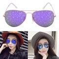 2017 новая женщина 3026 солнцезащитные очки Авиатор солнцезащитные очки мужчины дизайн линзы печать с покрытием покрытие Каркаса Помада покрытием