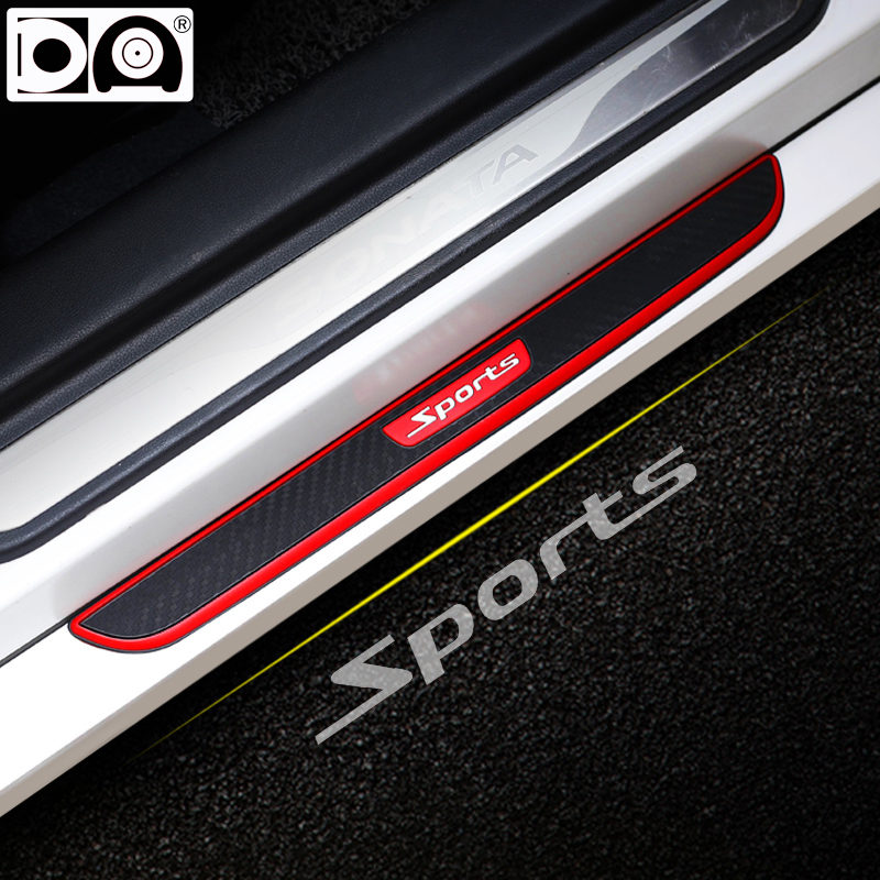 Estate Stainless Steel CHROME Rear Bumper Protector Sill Scratch Guard Cover For 2008-14 Superb II B6