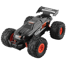 RC Car 2.4G 1/18 Monster Truck Car Remote Control Toys Controller Model Off-Road Vehicle Truck 15KM/H Radio Control Car toy cars rc car 1 16 remote control toys radio control car official model electric car monster truck toys for children boys birthday gift
