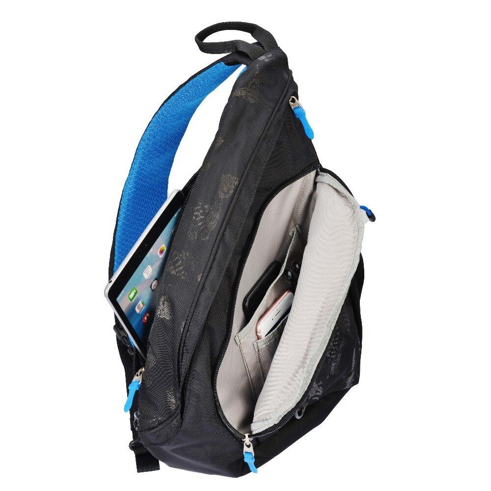 Aliexpress.com : Buy Mixi 2017 Fashion Waterproof Chest Bag ...