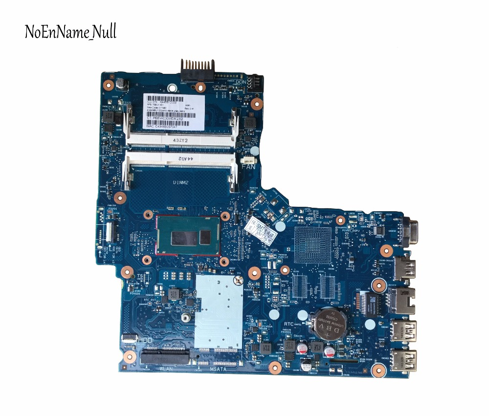758031-001 758031-501 758031-601 Free Shipping Laptop Motherboard FOR HP 350 G1 350-G1 Motherboard Pentium 3558u 100% Tested