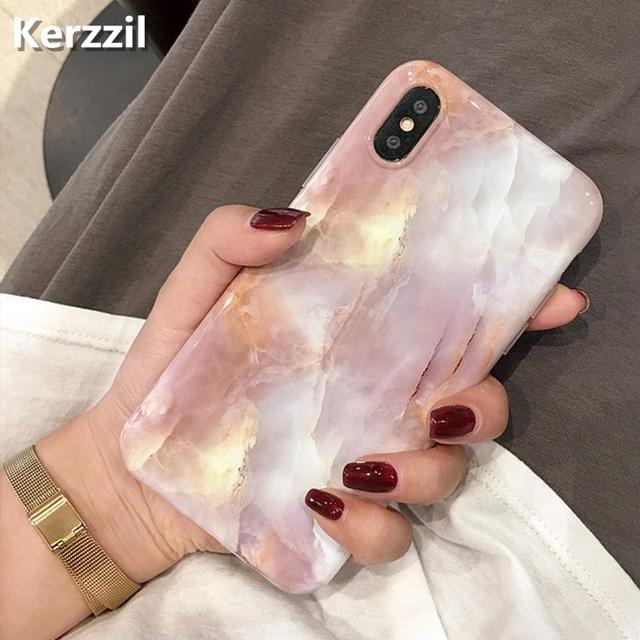 Vintage Marble Case