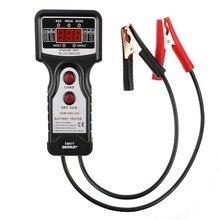 All-Sun 12 V CCA Cyfrowy Samochodowy/Samochodowego Akumulatora Tester dla Zimne Temperatury/Baterii Obciążenia/Ładowania napięcie/Rozrusznik EM577