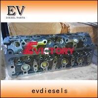 Toyota için forklift motor parçaları 2J silindir kafası silindir kılavuz takımı vana kiti conta|piston ring|cylinder piston ringspiston liner -