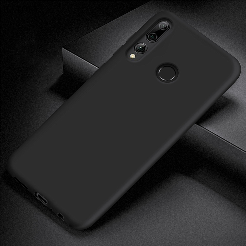 For Huawei P Smart Plus 2019 Case Cover for Silicone Armor TPU Phone