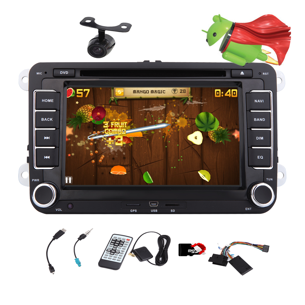 Android 5 1 Logo Audio Video App Radio Bt Stereo 4 Core Auto Dvd