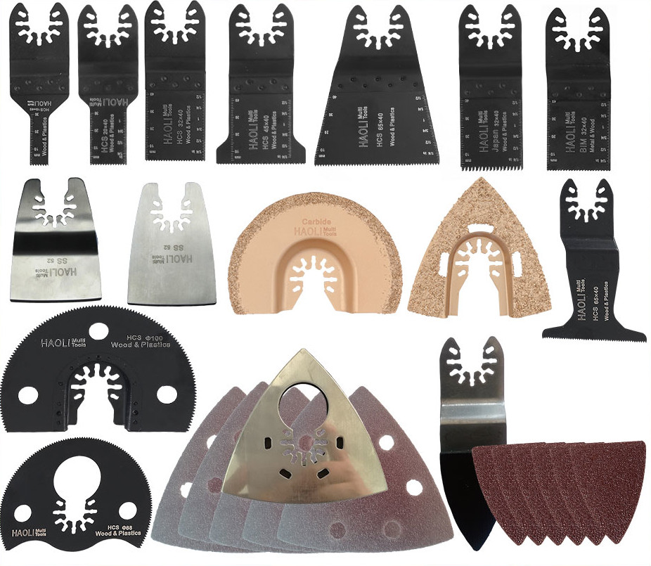 66 pcs quick change oscillating multi tool saw blade accessories,good price and fast devliery,for FEIN power tool,metal cutting free shipping 5 pcs 10mm hcs quick change saw blade for oscillating multitool at good price and fast delivery