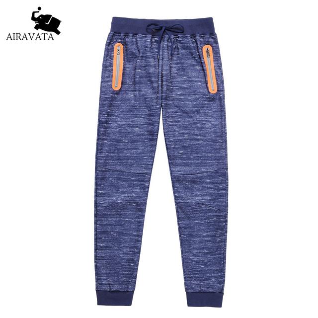 Mens Brand Casual Pants Soft Elastic Pants Mens Streetwear Sweatpants Man Cotton Fleece Elastic Waist Pants Male Clothing