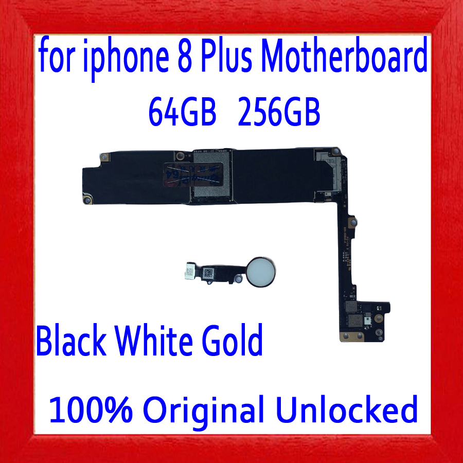 for iphone 8 Plus Motherboard with Touch ID,Original unlocked for iphone 8Plus Mainboard with IOS System,Black / White / Goldfor iphone 8 Plus Motherboard with Touch ID,Original unlocked for iphone 8Plus Mainboard with IOS System,Black / White / Gold