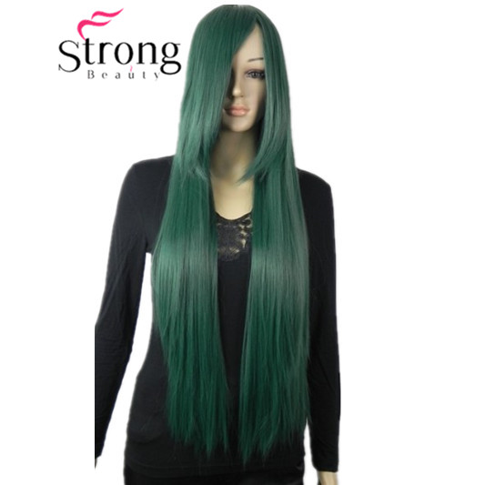 Long Straight Cosplay Wigs Full Synthetic Wig COLOUR CHOICES