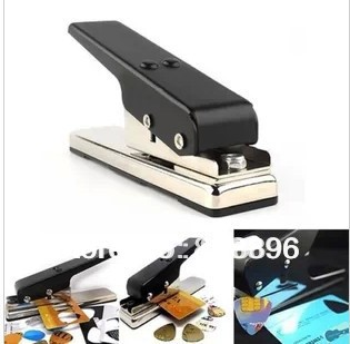 New And Hot Plectrum Cutter Make Your Own Picks Guitar Pick Maker + Free Shipping cactus cs c4127x black тонер картридж для hp lj 4000 4050