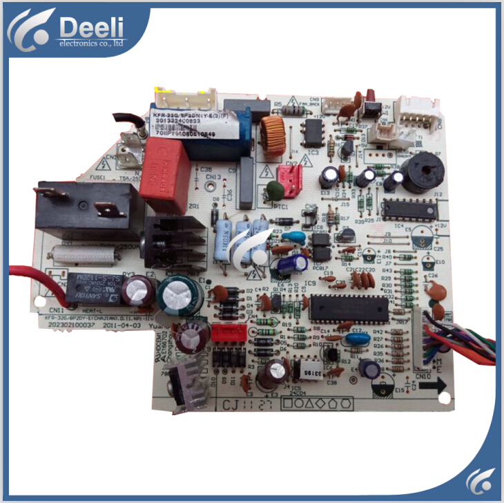 95% new good working for air conditioner motherboard electronic control board 35G.KFR-26G/BP2DN1Y-H. KFR-32G/BP2DY-E on sale good working 95% new original used for daikin inverter air conditioner power filter board vrv3 rhxyq16py1 fn354 h 1 board