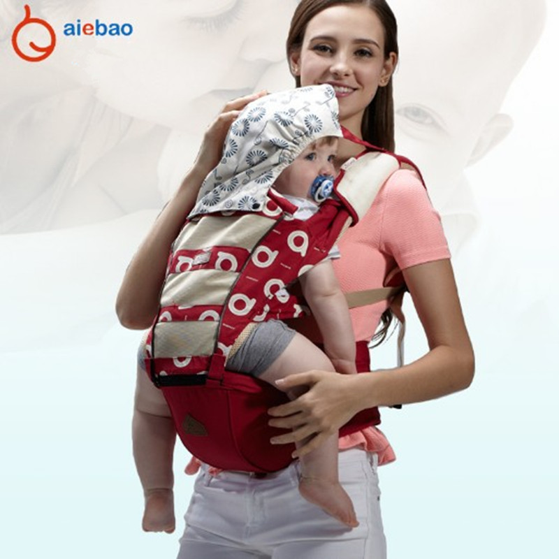New Front Facing Baby Carrier Newborn Hipseat Infant Comfortable Sling Backpack Pouch Wrap Baby Kangaroo baby carrier front facing baby carrier infant bebe high quality sling backpack pouch wrap kangaroo