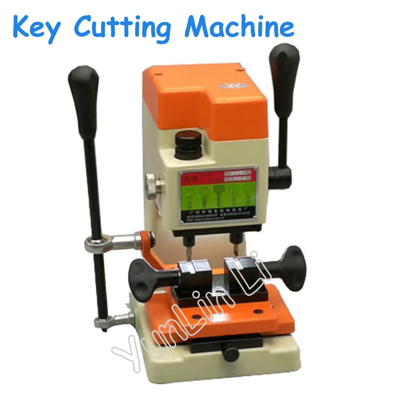 Key Cutting Machine 150W Vertical Key Copying Machine Key Duplicator Locksmith Supplies 220V/110V 388A