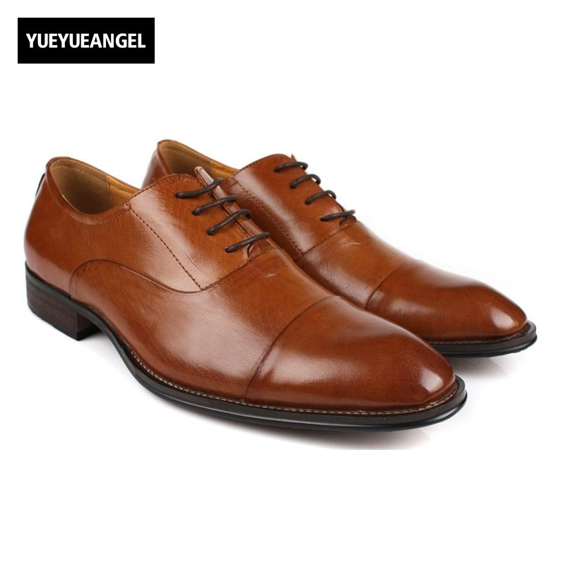Hot Sale Men Drees Shoes Genuine Leather Pointed Toe Comfoerable Classic Offic Work Shoes For Men Breathable Business Shoes new men fashion drees shoes genuine