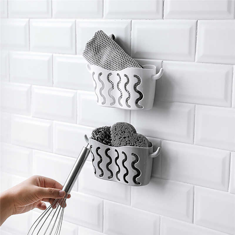Image 4 - Kitchen Drainage Storage Rack Towel Plate Drain Rack Dish Holder Kitchen Bathroom Tableware Sink Dish Storage shelf Holder Rack-in Racks & Holders from Home & Garden