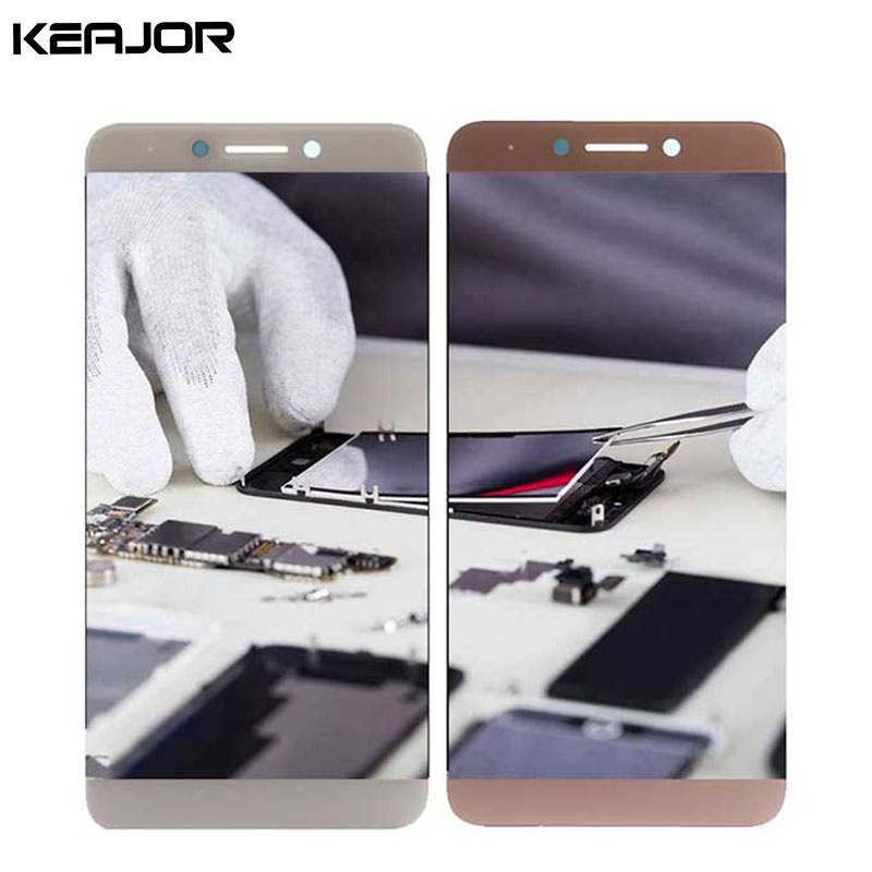 For Leeco Letv Le 2 X620 LCD Screen Le 2 X527 Screen Tested Touch Screen for Letv Le 2 Pro X520 X625 X521 X522 X525 X625 X529