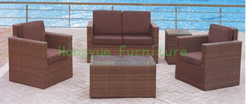 Rattan garden sofa set,outdoor sofa set furniture