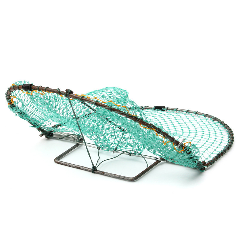 Image 5 - Outdoor Hunting 300mm/12inch Bird Net Effective Live Trap Hunting Sensitive Quail Humane Trapping Polyethylene Net + Steel Frame-in Hunting Gun Accessories from Sports & Entertainment
