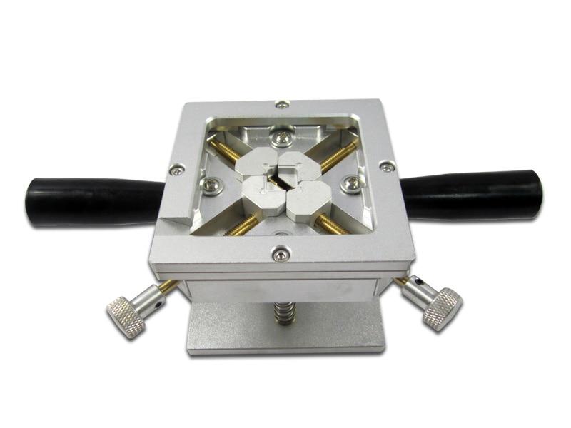 90x90mm with Handle, Support PS3 Reballing & Dual Direction Position for bga repair,BGA Reballing Station Jig 90x90mm bga reballing station reballing holder for bga rework station