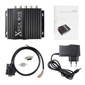 Image 5 - RGB CGA EGA YUV в VGA промышленный монитор, сменный видеоконвертер GBS8219