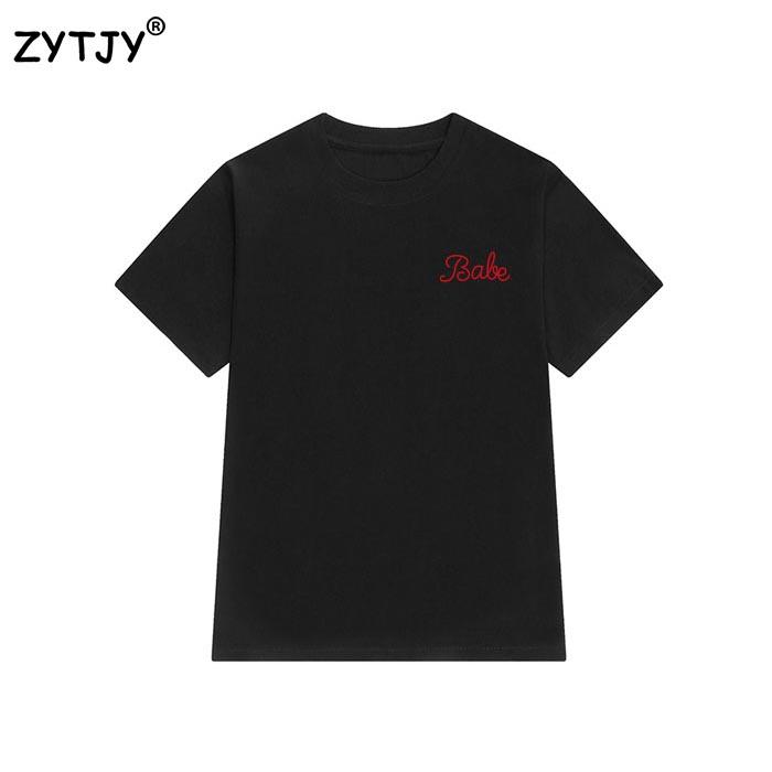 HTB1098FQpXXXXbyapXXq6xXFXXXP - Babe Red Pocket Women T Shirt PTC 15