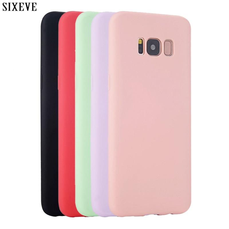 מגן סיליקון צבעוני למכשירי Samsung 1
