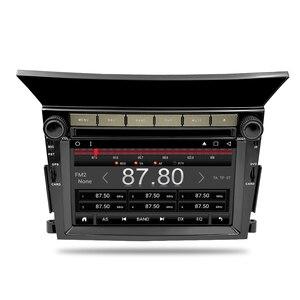 Image 4 - 8 Core أندرويد 9.0 سيارة مشغل ديفيدي الوسائط المتعددة لهوندا الطيار 2009 2010 2011 2012 راديو تلقائي 2 الدين FM لتحديد المواقع الملاحة فيديو ستيريو