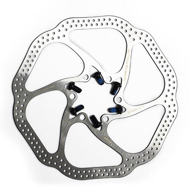 160mm/180mm pastillas de freno de disco rotores incl tornillo envío gratis para IM AVID HS1