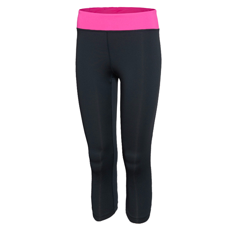 Yuerlian Elastic Waist Athletic Sport Pantalones Mujer Women Compression Fitness Legging Gym Leggings Yoga Running Pants