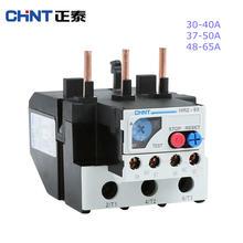 Реле термической перегрузки chint защита двигателя тока nr2