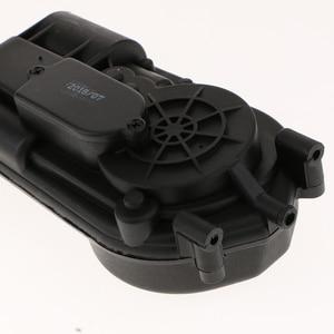 Image 2 - 1 セットステンレス鋼車のアンテナキットオートアンテナアクセサリー電力黒 12V サポート AM/FM ラジオ
