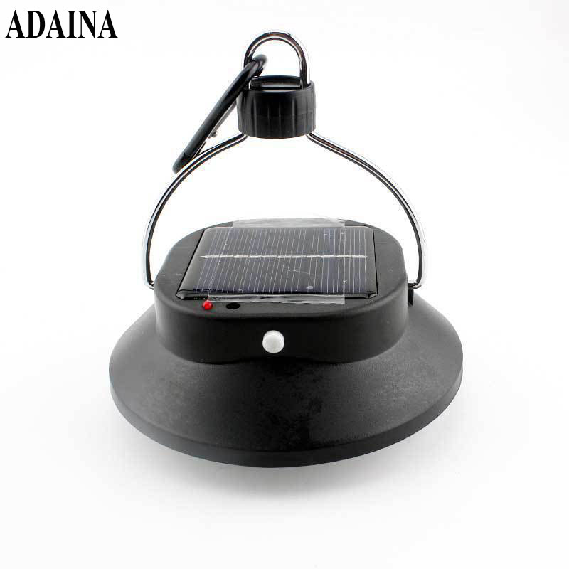 Bright Solar Camp Light Outdoor Waterproof 28 led Lighting System Lights Lamp For Travel Camping Or Phone Charging Power Bank