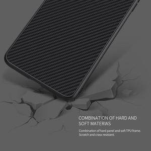 Image 5 - NILLKIN Synthetic Fiber Case สำหรับ Oneplus 7 Slim คาร์บอนไฟเบอร์ PP พลาสติกปกหลังแม่เหล็กสำหรับ Oneplus 7 pro