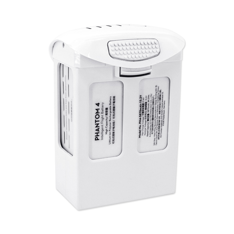 Dji Phantom four Professional Battery 100% Unique Phantom four Collection Battery 5870Mah Excessive Capability Clever Flight 30 Minutes Battery
