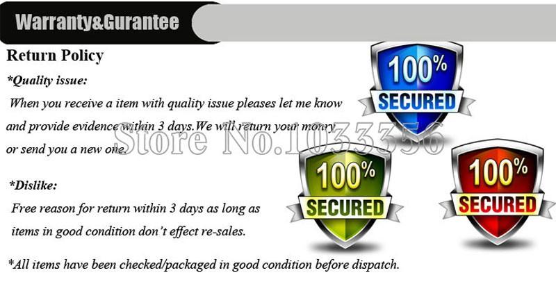 4 Warranty&Guarantee