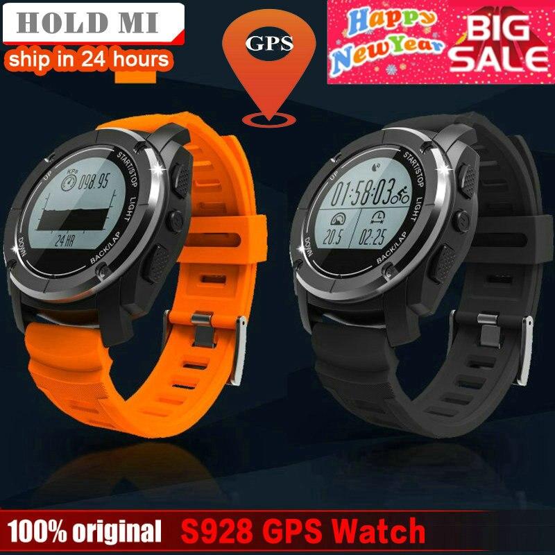 S928 Sport Smart Uhr G-sensor Gps Outdoor Herz Rate Monitor Smart Armband Für Smartwatch Android Ios Diversifizierte Neueste Designs Tragbare Geräte